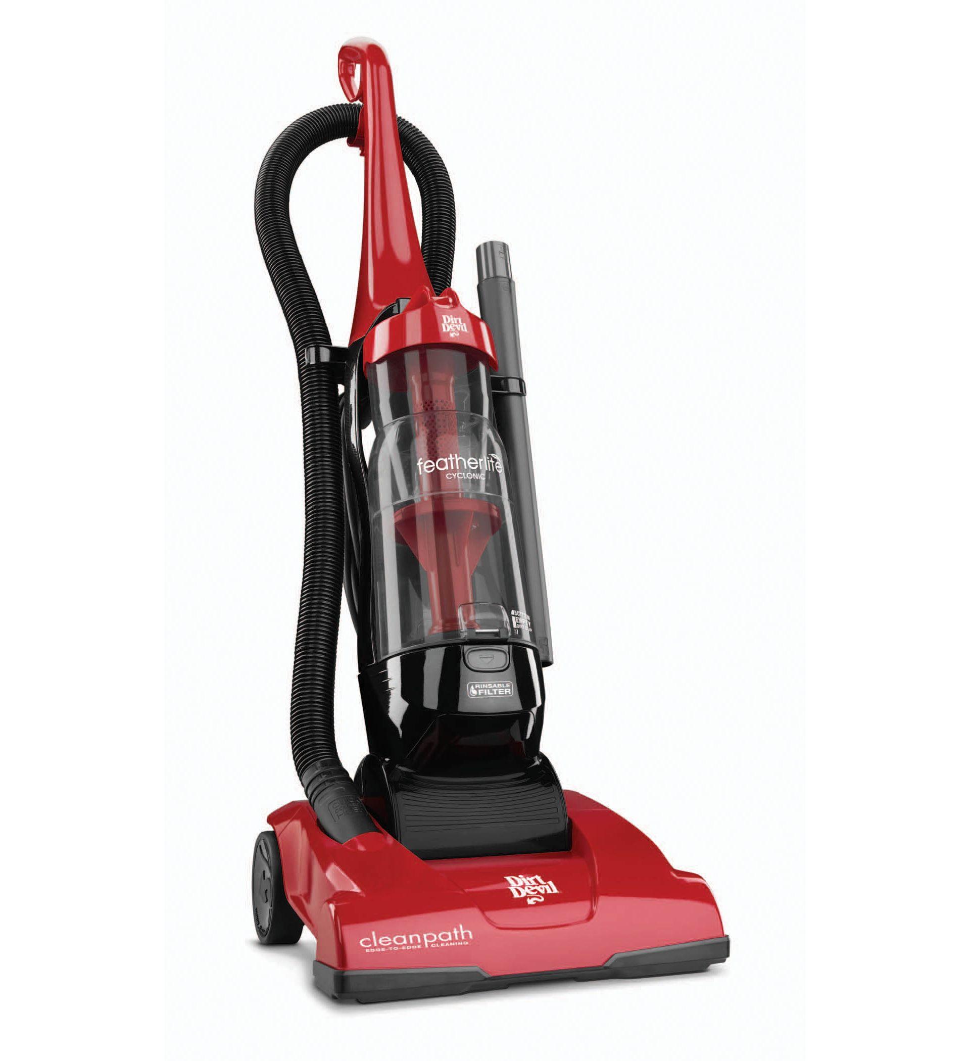 Dirt Devil Featherlite Bagless Vacuum Cleaner Review