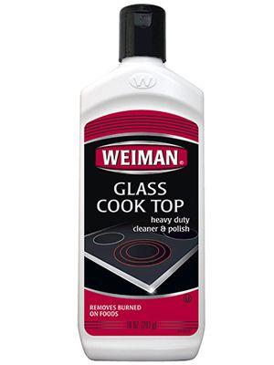 Amazing Weiman Glass Cook Top Cleaner U0026 Polish