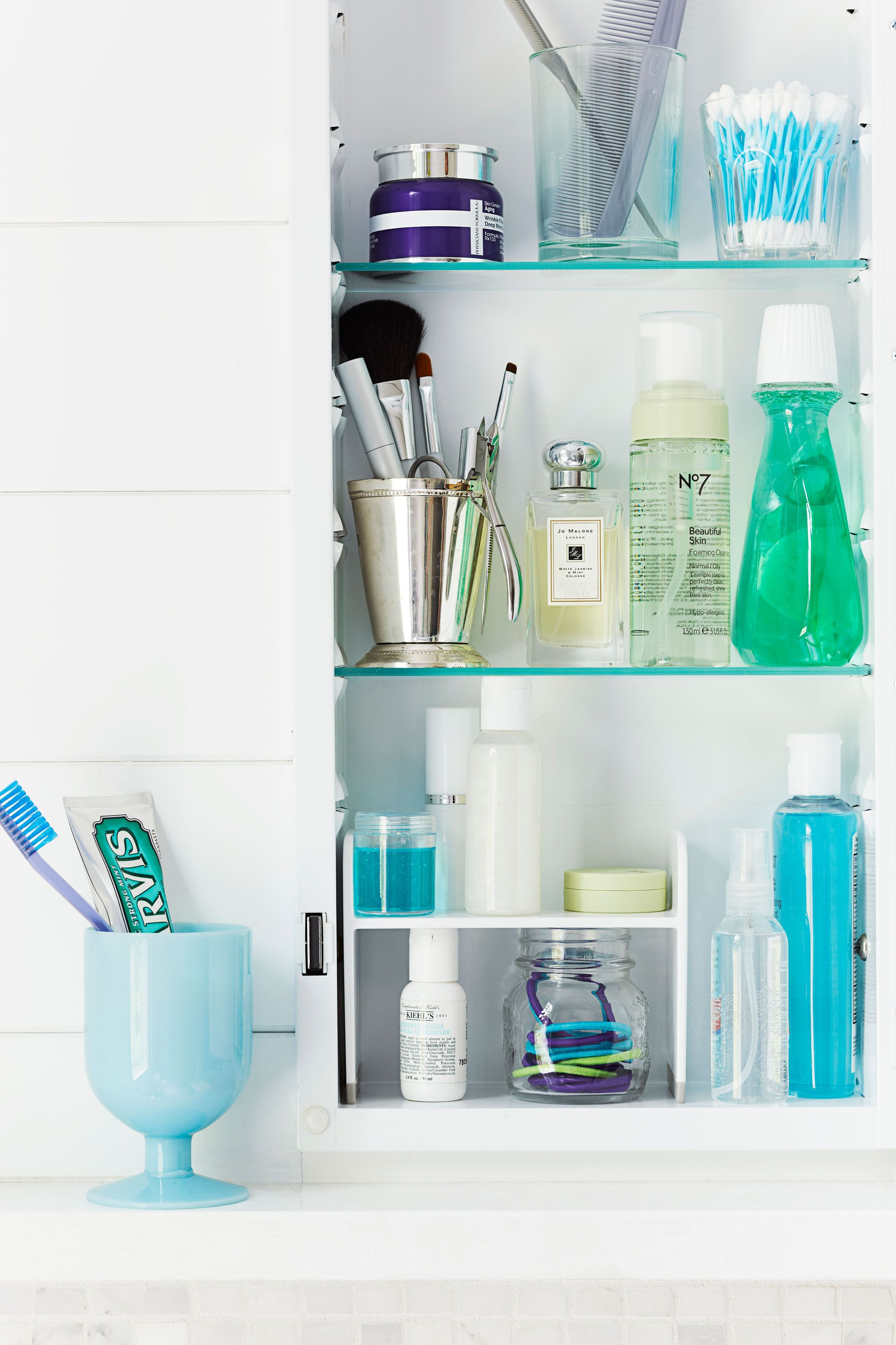 Organizing Your Medicine Cabinet - Preparing for Colds