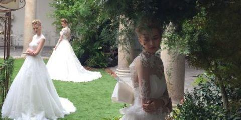 Enzo Miccio bridal collection