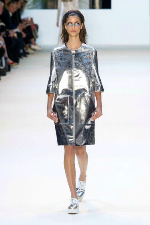 tendenze moda estate 2016 metallizzato