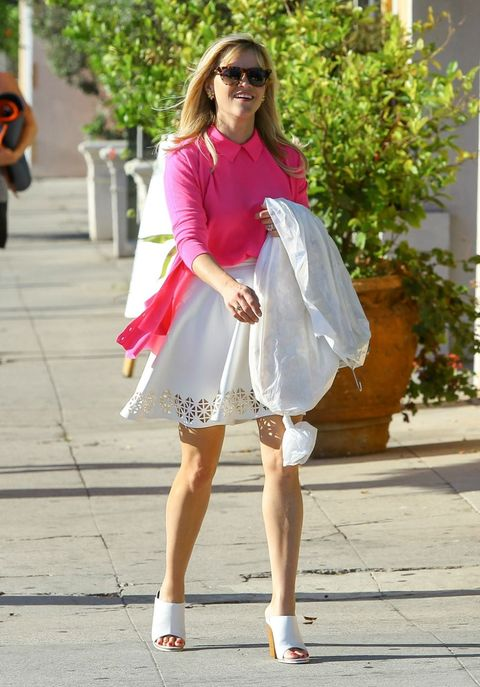 <p>Laura Jeanne Reese Witherspoon nasce a New Orleans, 22 marzo 1976.</p>