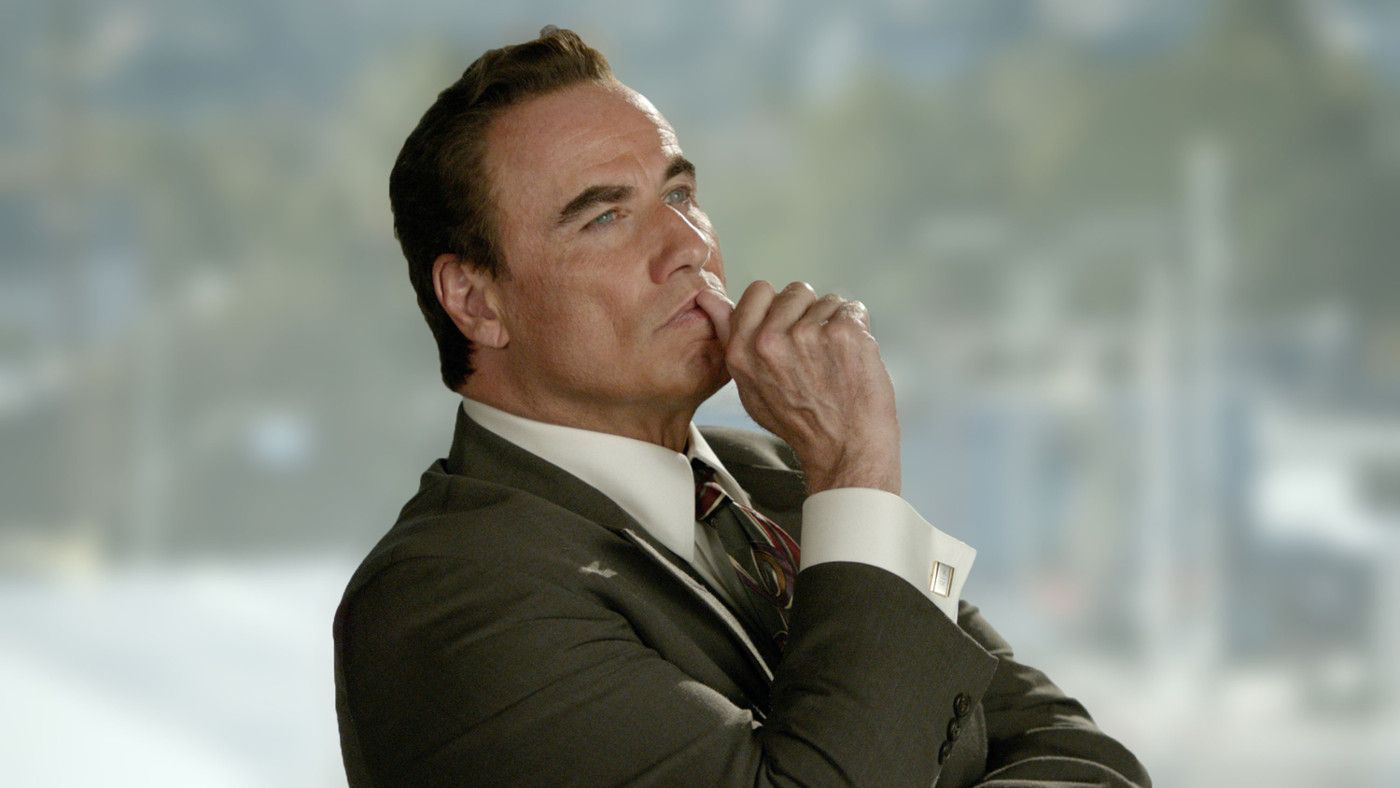 <p>John Travolta e il caso O.J. Simpson: dal 6 aprile in prima assoluta su Fox Crime il mercoledì alle 21.</p>