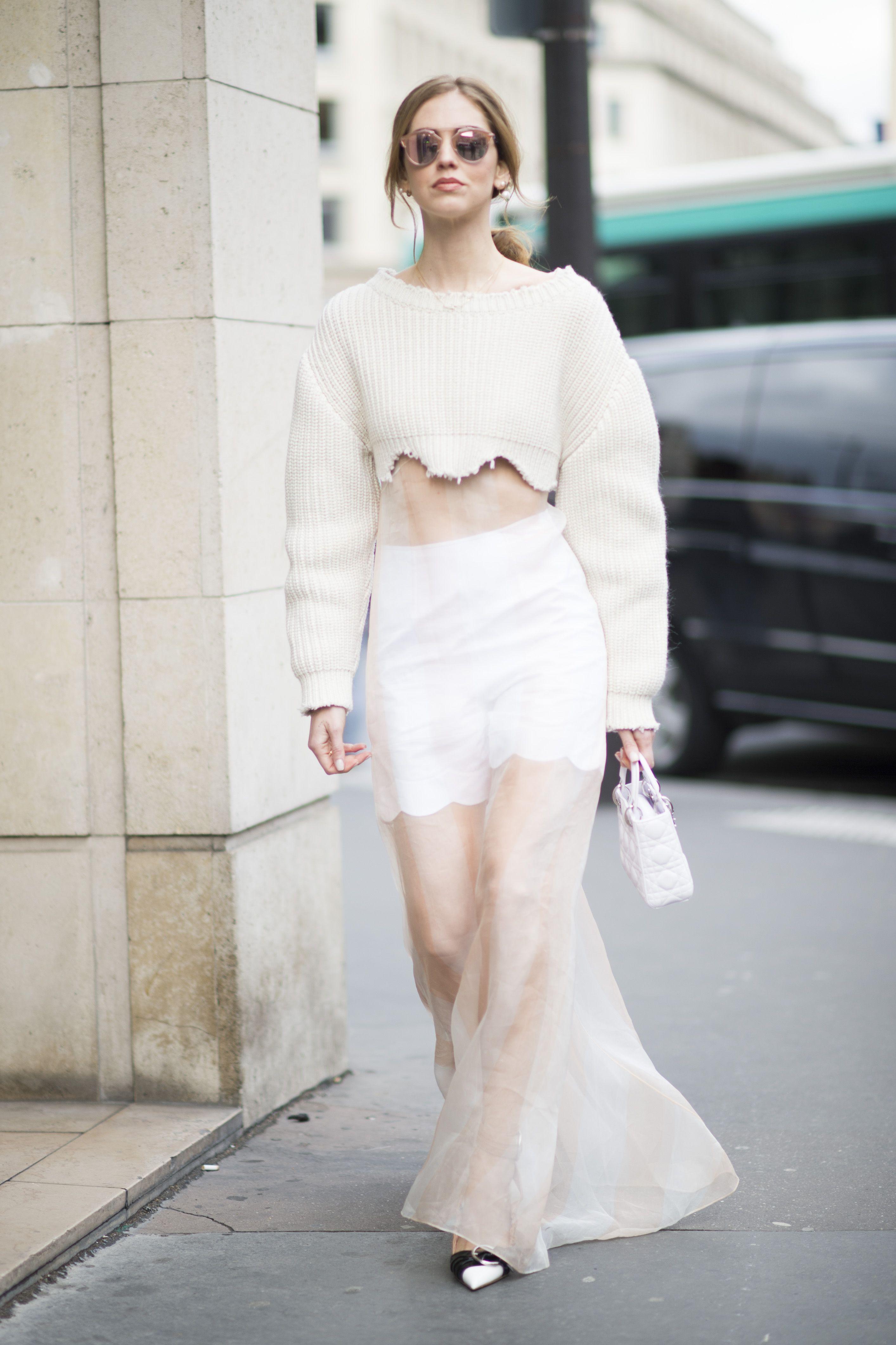 moda 2016 street style look monocromatici