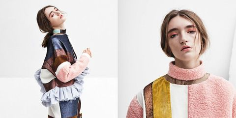 giovani stilisti emergenti