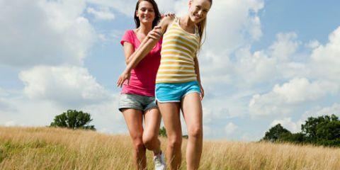 Camminare fa bene: alla salute, all'umore e ai chili di troppo