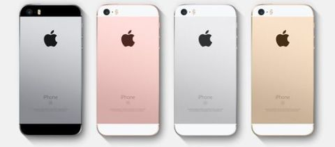 iPhone SE caratteristiche e finiture