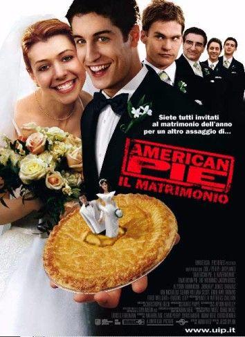 <p>Tra spietati imbarazzi e umorismo isterico, gli scandalosi protagonisti di <em>American Pie</em>, sono di nuovo insieme per un'occasione molto speciale: il matrimonio di Jim e Michelle. E c'è da divertirsi.</p>