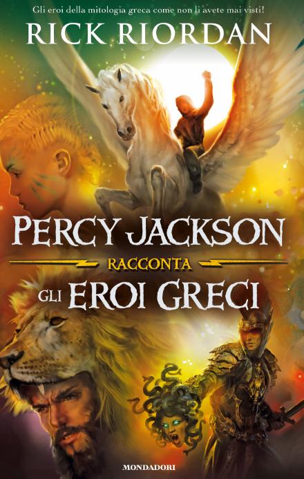 <p>Chi ha staccato la testa a Medusa? E chi ha annientato la Chimera? Per chi non conosce i miti dell'antichità o per chi li ha studiati (e non li ricorda più), una collezione di storie tramandate da più di tremila anni, piene di mostri decapitati, re bugiardi e traditori, morti tragiche, ma valorose.<br></p><p><br></p><p>Rick Riordan,<em> Percy Jackson racconta gli eroi greci</em>, Mondadori, pp. 552, euro 18.</p>