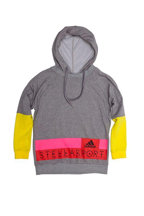<p><u></u>Inserti fluo, Stellasport per Adidas.</p>