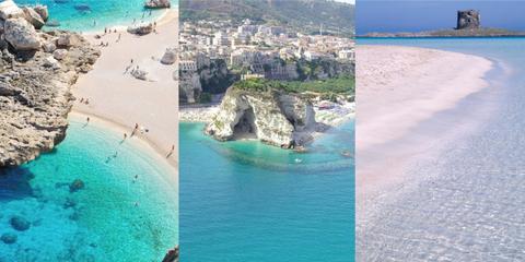 Le foto delle spiagge più belle d'Italia secondo la classifica di Tripadvisor