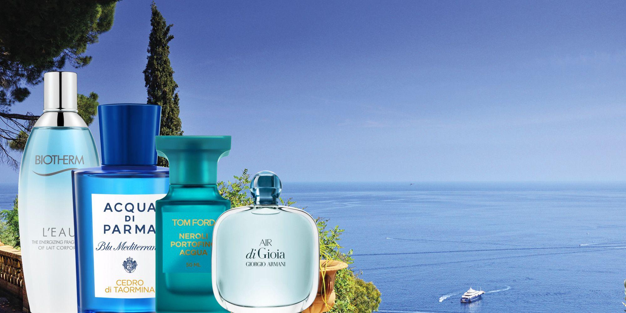 Profumi 10 Fragranze Che Celebrano Il Mare Mediterraneo