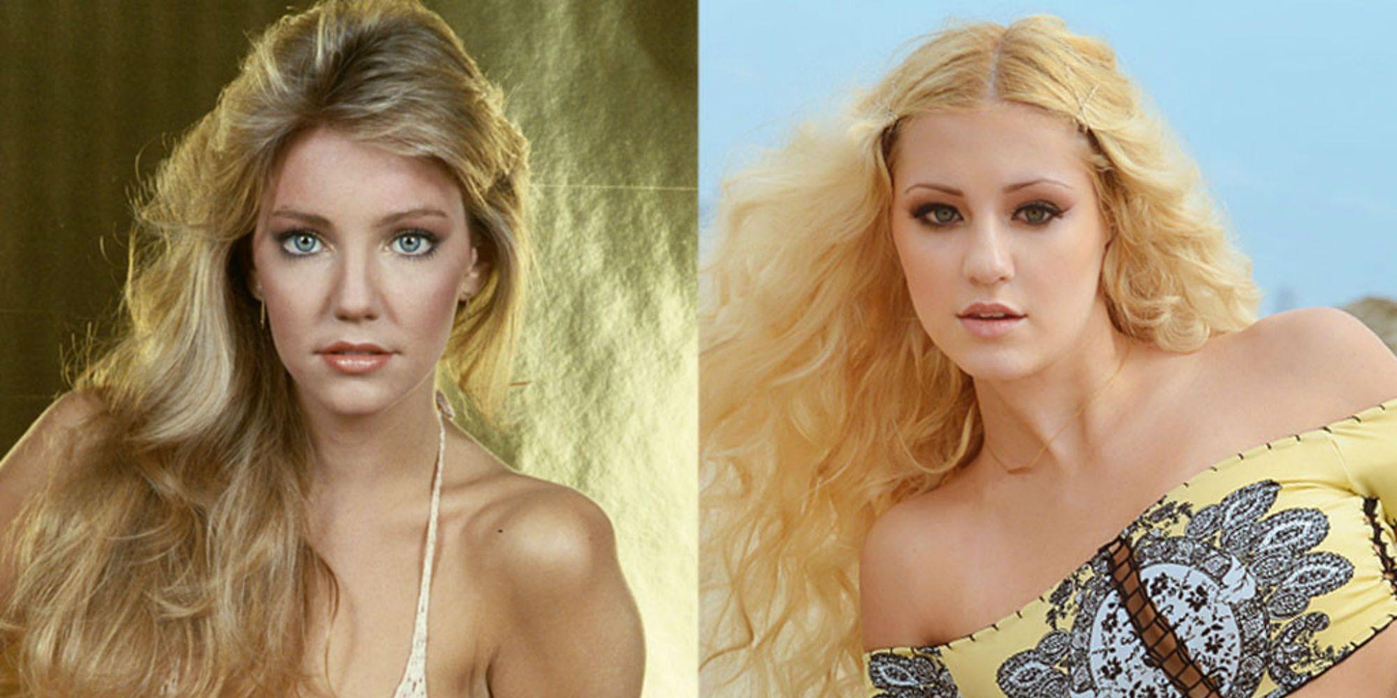 <p>Ve la ricordate in <em>Melrose Place</em>? Sua figlia ha 18 anni e fa la modella.</p>