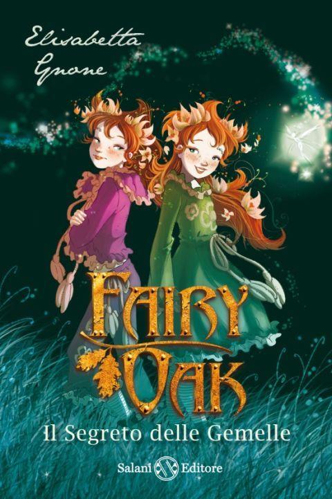 <p>Il primo volume di una nuova trilogia. In un villaggio abitato da maghi, fate e streghe, due gemelle dovranno affrontare il Terribile 21, pronto a distruggere tutto ciò che c'è di buono nel mondo.<br><em><strong>Fairy Oak. Il segreto delle gemelle</strong></em>, di Elisabetta Gnone, Salani, pp. 280, euro 14,90.</p>