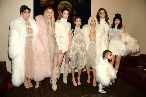 famiglia Jenner