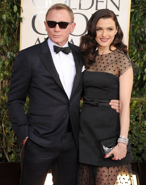 "<p><strong>Why you forget they're together: </strong>They're too famous to talk about. No, really. Weisz told <a href=""http://www.eonline.com/news/717030/rachel-weisz-on-keeping-her-marriage-to-daniel-craig-private-he-s-just-too-famous"" target=""_blank""><em>More</em> Magazine</a> in their December/January 2015 issue, ""He's just too famous. It would be a betrayal"" to talk about her marriage to Daniel Craig. </p><p><strong>How long they've been together: </strong>They wed in a secret ceremony in June 2011 with only four guests in attendance.  </p><p><strong>How cute they are: </strong>This is the real life James Bond we're talking about here. Of course they're cute. </p>"