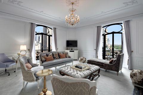 Dior Suite del St Regis
