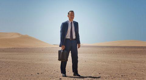 <p>Tratto dall'eponimo libro di Dave Eggers, racconta la storia di un uomo d'affari (Tom Hanks, va da sé) in rovina che tenta il tutto per tutto cercando di piazzare l'idea del secolo al re dell'Arabia Saudita. </p>