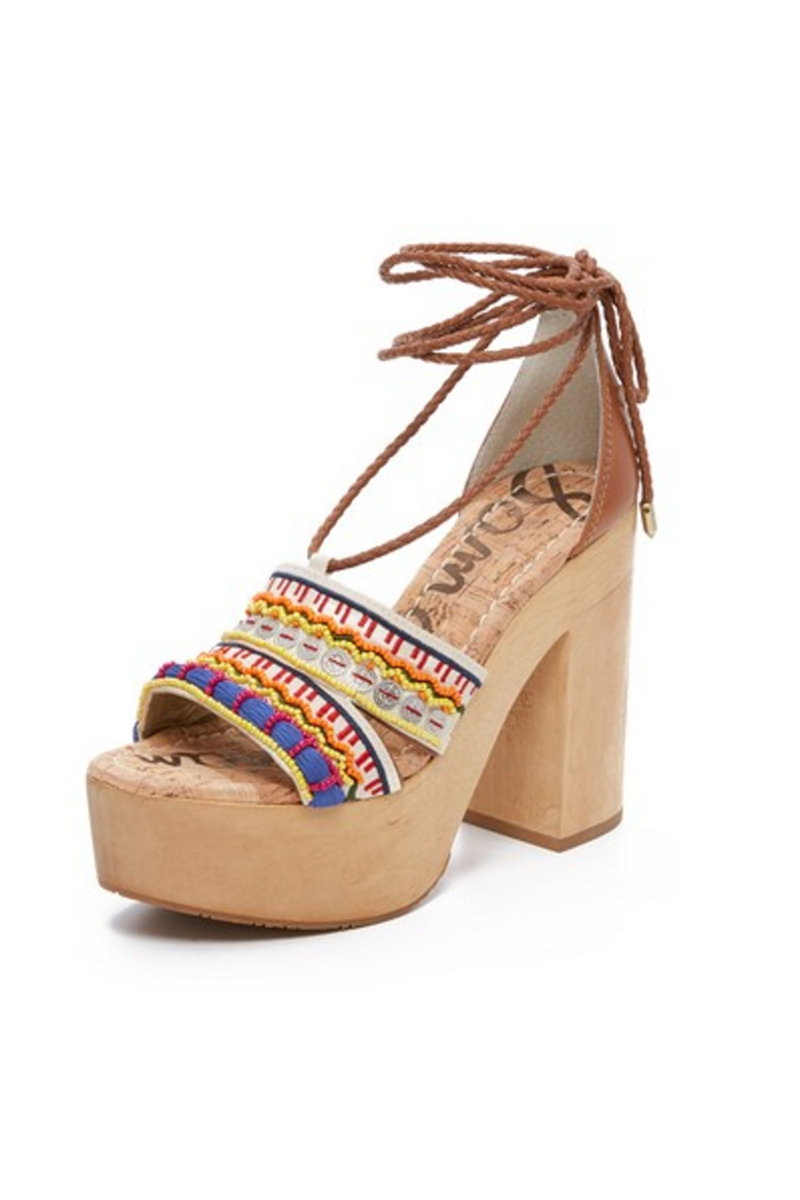 """<p>The best thing about these block-heel sandals? They're both neutral <em>and</em><span class=""""redactor-invisible-space""""> have personality. They can dress down an LBD or dress up your standard jeans-and-a-tee uniform equally well. </span> </p><p><em>Sam Edelman Mel Platform Sandals, $190; <a href=""""https://www.shopbop.com/mel-platform-sandal-sam-edelman/vp/v=1/1572041748.htm?folderID=2534374302177658&fm=other-shopbysize-viewall&os=false&colorId=92437"""" target=""""_blank"""">shopbop.com</a></em><em><a href=""""https://www.shopbop.com/yvette-sandal-sam-edelman/vp/v=1/1524652874.htm?folderID=2534374302024643&fm=other-shopbysize-viewall&os=false&colorId=10401""""></a></em></p>"""