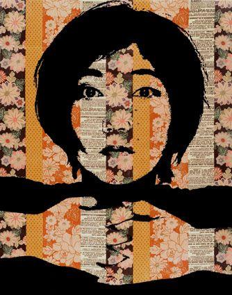 <p><strong>Miki Nitadori </strong>è un'artsita giapponese che considera l'arte un campo di continua sperimentazione e si diverte a utilizzare  più tecniche artistiche per portare a termine i suoi scatti.</p><p>Fotografia. Combat #6 - Manual for daily survival, 2007, Foto identificativa, trasferimento a mano su stampe tessili su tela, cm 72 x 92, Edizione: pezzo unico, Courtesy: Miki Nitadori<br></p>