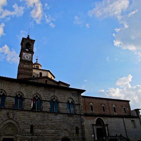<p><i>Il Palazzo dei Priori: </i>un must! </p>