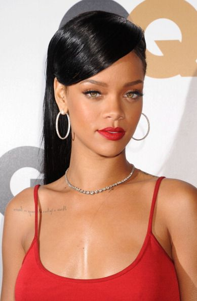 """<p>In 2011, Rihanna was hospitalized right after completing album <em>Talk That Talk</em>. """"One morning I woke up and started crying so hard,"""" Rihanna recalls in a <a href=""""http://singersroom.com/content/2012-05-11/rihanna-says-music-worth-exhaustion-hospital-stint/"""">documentary interview</a> about coming down with the flu the day after she finished recording. """"I finally just got to my bed from the IV [drip] and I was just like, 'Good I can actually get to sleep tonight,' because we stayed up [all night] and I finished [the album] at 5 p.m. the day before. So now, I'm like, 'One good night of rest.' I get in bed, and it must have been two hours in before my phone started going off.""""<span class=""""redactor-invisible-space""""></span></p><p>""""I was so frustrated I kept ignoring the phone,"""" she says. """"Every time it would go off, but every time I would ignore it. But it would be another burden on my shoulders, 'cause I know it has to get done. I was so angry, I was so overwhelmed that I was sick. It felt crazy.""""<br></p><p>Finally, she let it all go: """"I started crying. I cried for 10 minutes really, really hard in my pillow. It was aggressive. I don't cry loads. If I cry it's because I'm very angry and I can't do anything about it, because I've run into a dead end. That's when the tears would come down. But this time I needed to hear it. I almost wanted to punch somebody.""""</p>"""