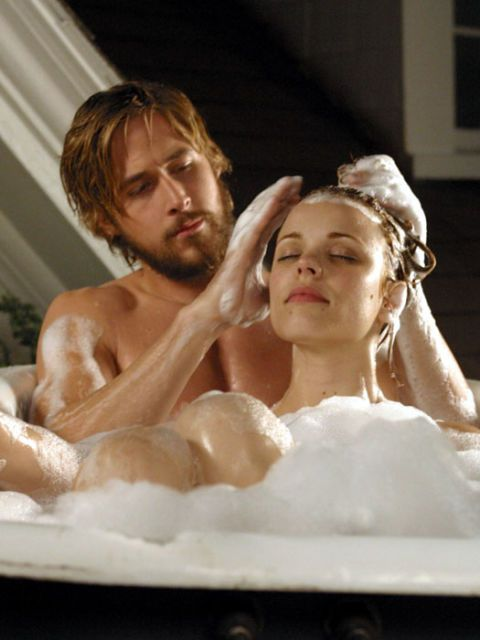 The Notebook, Ryan Gosling, romantic movies