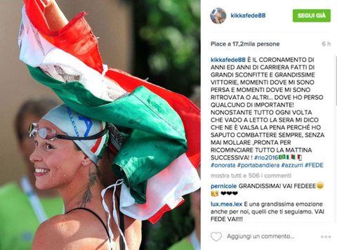 federica-pellegrini-olimpiadi-rio-2016-portabandiera-instagram