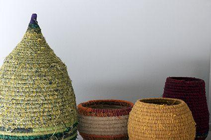 <p><i>Nel concept store </i>oggetti d'alto artigianato di designer emergenti. A-to, via Eleonora d'Arborea 54</p>