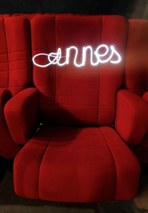 Red, Carmine, Armrest, Futon pad, Coquelicot, Throw pillow, Car seat, Cushion, Head restraint, Slipcover,