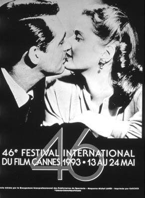 <p>Ingrid Bergman e Cary Grant in <em>Notorious </em>di<em> </em>Alfred Hitchcock.</p>