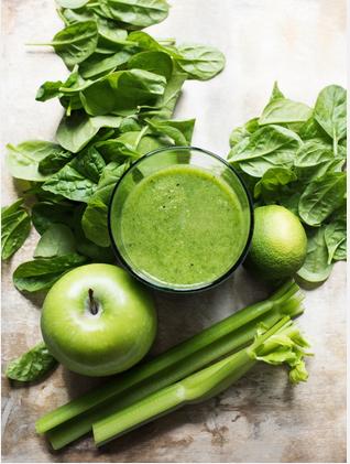come-si-prepara-centrifugato-verde-detox