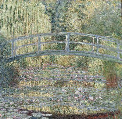 <p>Claude Monet, <em>La vasca con ninfee</em>, armonie verdi, 1899. Olio su tela. Musée d'Orsay.</p>