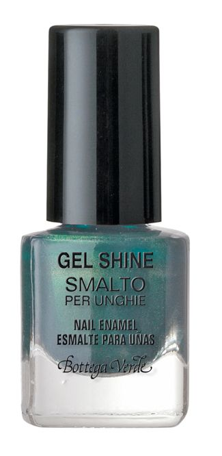 <p>Gel Shine Smalto per Unghie. <strong>Bottega Verde</strong> (€ 4,99)</p>