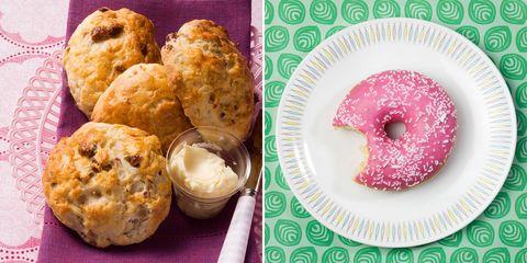 <p>Entri nella sala riunioni per un incontro mattutino e - sorpresa! - è pronta la colazione. Ma c'è un problema: tutto sembra solo un enorme miscuglio di zucchero e carboidrati. Cosa scegliere?</p>
