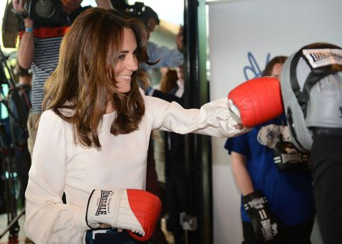 Kate Middleton fa sport