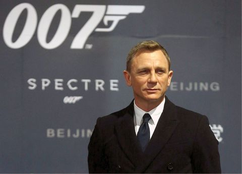 Daniel Craig, James Bond 007