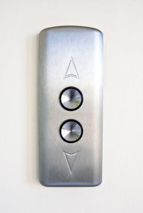 <p>Cattiva notizia, se abiti in appartamento. Quei pulsanti con cui sei a contatto più volte al giorno hanno quasi 40 volte più batteri rispetto a una toilette. Dal momento che questi tasti sono condivisi da più persone (e potresti sembrare strana se ti metti a pulirli), basta indossare dei guanti per evitare guai.</p>