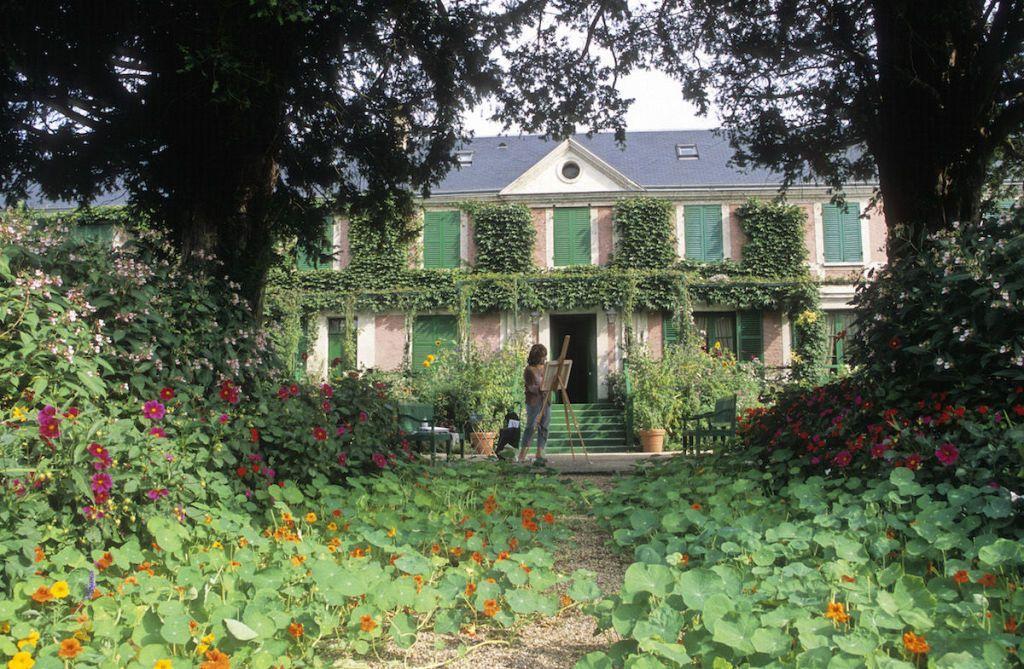 Stunning claude monet giardino giverny with come costruire for Come costruire un piccolo cottage