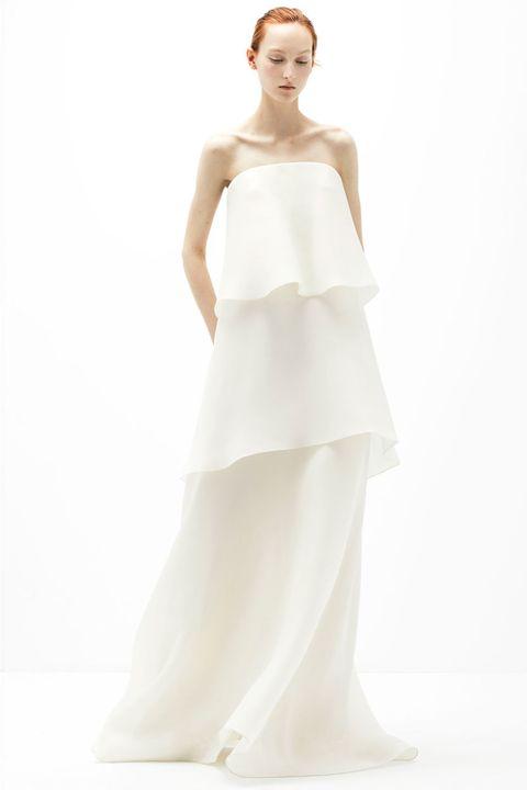 a3c605f02113ba Abiti da sposa: 50 modelli per un matrimonio all'aperto