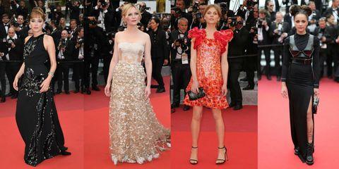 Cannes 2016: tutti i look da sogno sul red carpet