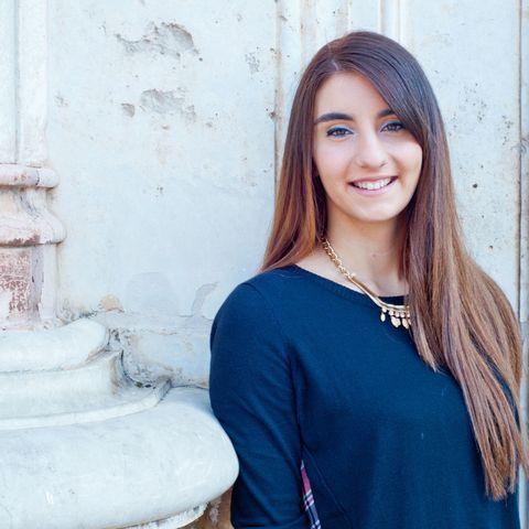 <p>La nostra testimonial, Graziella Zambrano, 25  anni, studentessa. </p>