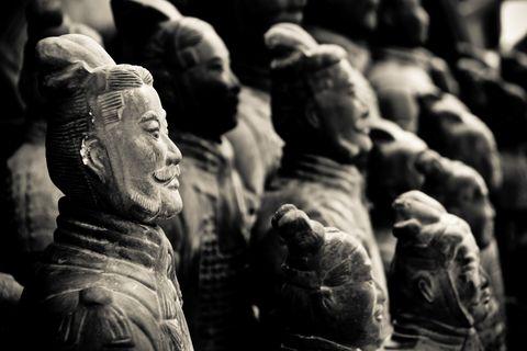 <p>Presente al <strong>Festival dell'Oriente Milano 2016</strong> anche il famosissimo <em>Esercito di Terracotta</em>: nel fitto programma infatti c'è una mostra con 20 statue che rappresentano parte del leggendario esercito collocato nel Mausoleo funebre del primo imperatore Cinese Qin Shi Huang.</p>