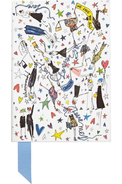 <p>Notebook <strong>Lanvin</strong>. </p>