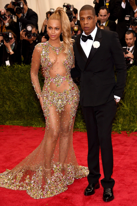 <p>Beyoncé & Jay Z</p>
