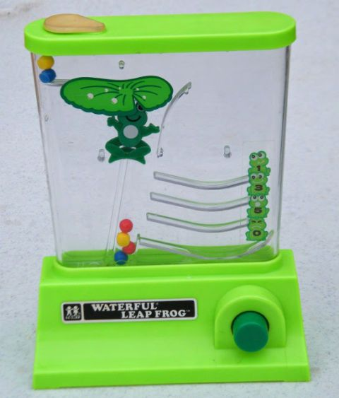 giocattoli per bambini anni 80