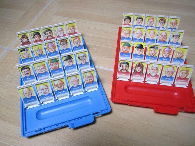 <p>Il gioco degli identikit è stato un must di metà anni '80.</p>