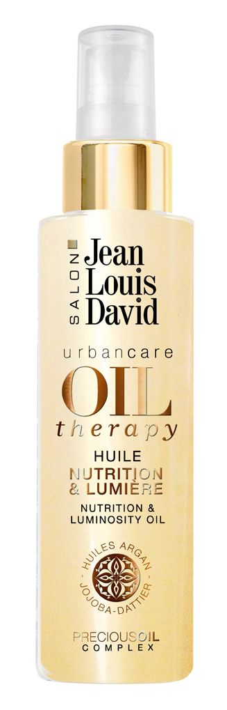 <p>Huile Nutrition & Lumière, <strong>Jean Louis David</strong> (€ 28 circa, in salone).</p>