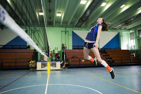 Dopo un'annata formidabile, Marina Lubian si prepara a entrare nel Club Italia, l'accademia della nazionale femminile di pallavolo.
