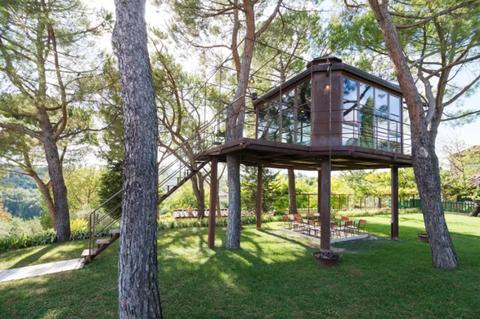 Airbnb Casa Barthel in Toscana